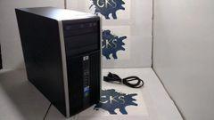HP 6200 XL504AV INTEL Dual i3-2120 3.30GHZ/4GB/250GB/DVD-RW/ WIN10 PRO 64BIT S55
