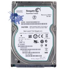 "ET( Sold Out! )Seagate Momentus ST9500325ASG / 9KAG34-881 5400.6 500GB SATA/300 5400RPM 8MB 2.5"" Hard Drive (RFB)"
