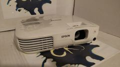 (Sold Out) Epson EX31 Model H309A, 1083 LAMP HOURS,POWER CORD PROJECTOR HAS NO REMOTE PROJECTOR SHIPS WITH POWER CORD ONLY