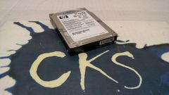 "HP 430165-003 MODEL DG146BB976 ST9146802SS PN 9F6066-35 2.5"" 146GB 10RPM SAS Drive (Refurbished )"