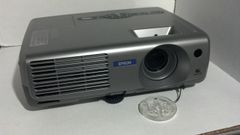 ( Sold Out! )EPSON LCD PROJECTOR MODEL: EMP-61 PROJECTOR HAS ONLY 1480 HOURS (Refurbished)