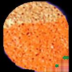 sku#3102 Orange Texture , premixed - water base
