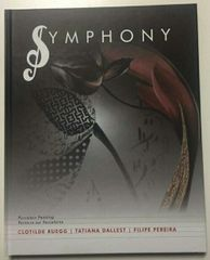 sku#8008 Symphony book ***ARRIVED!!!****