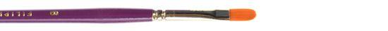 sku#1701 Cat Tong #6 - Synthetic brush