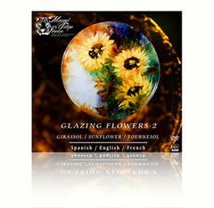 sku#7201 Sunflowers - DVD - Flower 2