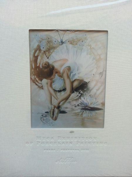 sku#8003 Mega Exhibition of Porcelain Painting , Porto 2011 - book