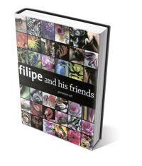 sku#8001 Filipe and his Friends - book