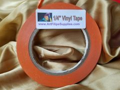 "sku#4019 Vinyl 1/4"" Tape - tools"