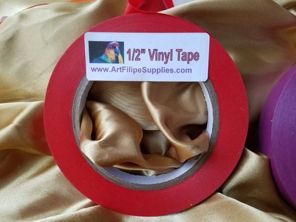 """sku#4020 Vinyl 1/2"""" Tape - tools"""