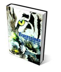 sku#8000 Expressions by Debbie Good & Filipe Pereira book