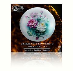 sku#7200 Roses - DVD - Flower 2