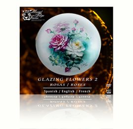 sku#7200 Roses - DVD - Flower 2
