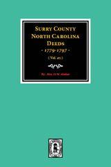 Surry County, North Carolina Deed, 1779-1797. (Vol. #2)