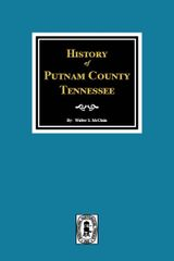 History of Putman County, Tennessee