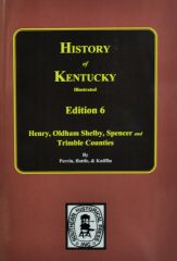 History of Kentucky: The 6th Edition.