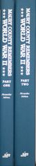 MAURY COUNTY REMEMBERS, WORLD WAR II. ( 2 volumes )