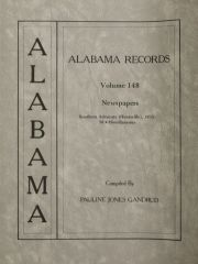 ALABAMA RECORDS - Vol. #148