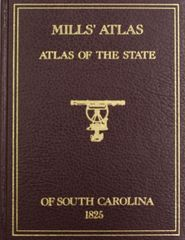 Atlas of the State of South Carolina, Prefaced with a Geographical, Statistical and Historical Map of the State.