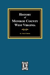 History of Monroe County, West Virginia