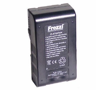 Frezzi FLB 100 Battery Rebuild