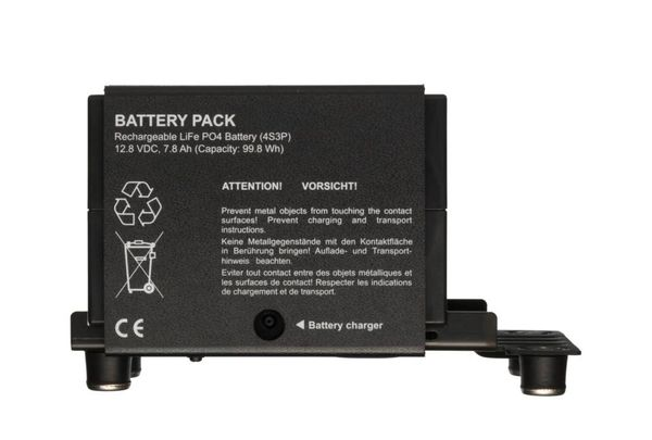 Broncolor Mobil A2R A2L Lithium LiFePO4 Battery Rebuild