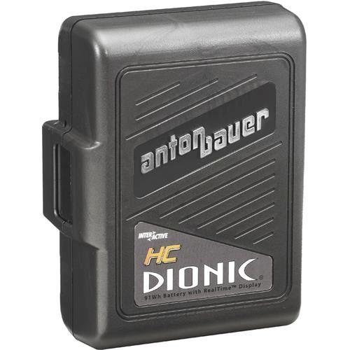 Anton Bauer Dionic HC Battery Rebuild
