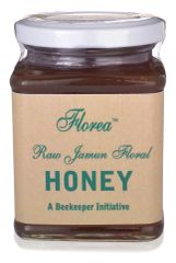 Florea Jamun Floral Raw Honey 350 Gms