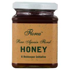 Florea Ajwain Floral Raw Honey 350 Gms