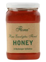 Florea Eucalyptus Floral Raw Honey 500 Gms