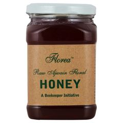 Florea Ajwain Floral Raw Honey 500 Gms