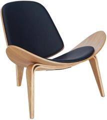 Curved Plywood Lounge Chair