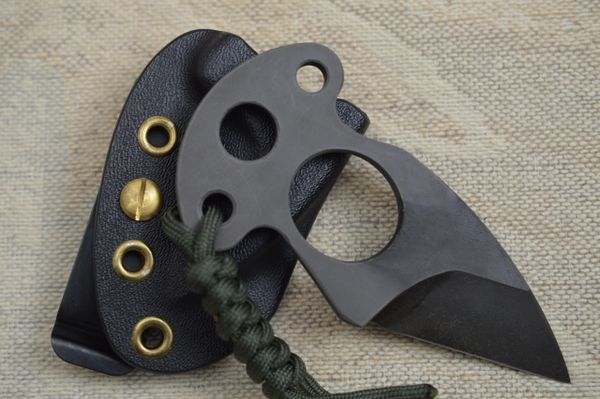 "G.H.K. ""Plan B"" Fixed Blade Boot Knife"