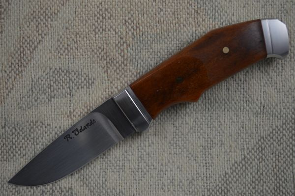 Ricardo Velarde Integral Mini Pocket Hunter, Paul Long Sheath (SOLD)