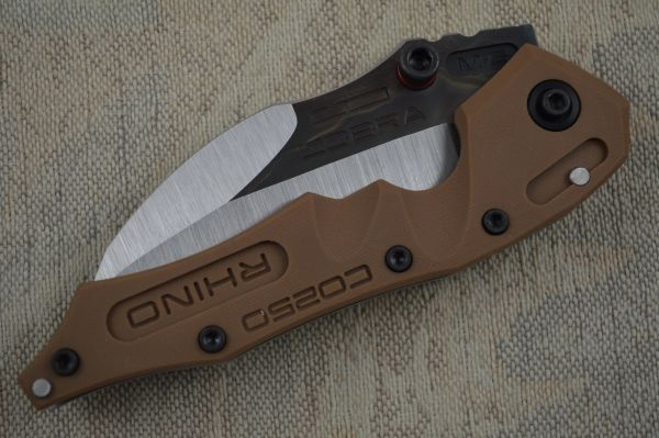 Dwaine Carrillo Cobra M5, Coyote Brown (SOLD)
