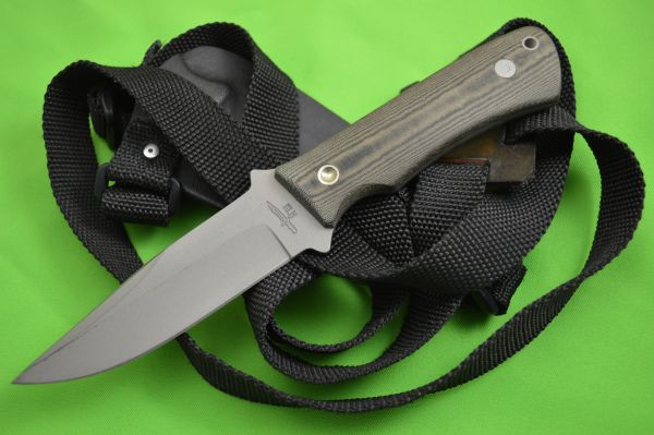 "Kevin Hoffman KLH ""Urban Dirk"", Shoulder Rig Kydex Sheath"
