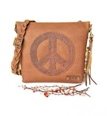 Boho Bag - Peace & Love