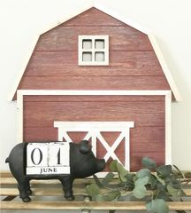 Perpetual Pig Calendar