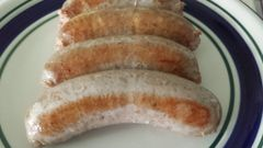 Chicken Herb Lincolnshire Sausages / 4 links 1lb.