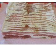 "1 lb Uncured (no added nitrites) Smoked ""Streaky"" American Bacon"