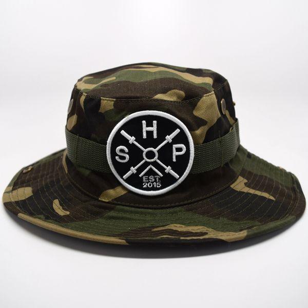 Camo Bucket Hat (small/medium)