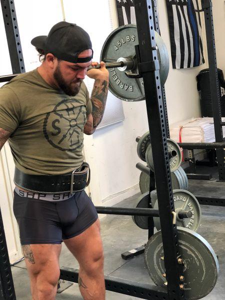 Men's Compression Shorts - Black