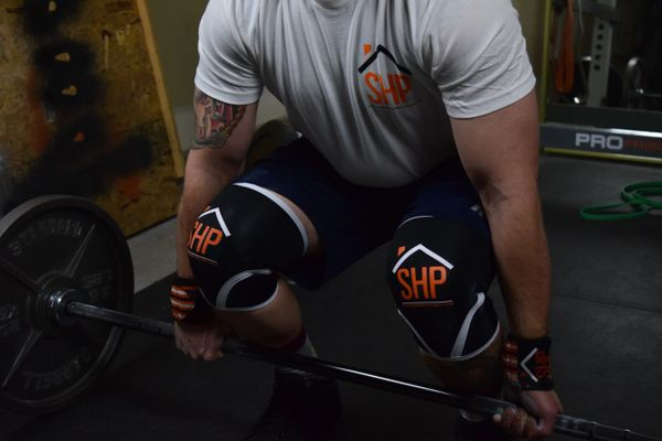 Strong House Training Knee Sleeves (priced per pair)