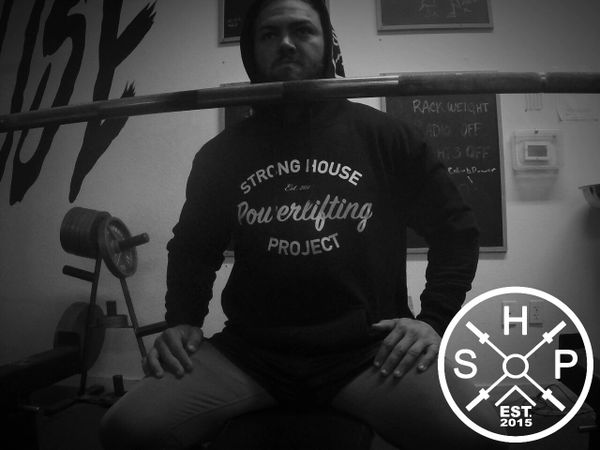 Stronghouse Hoodie