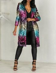 Jazzy Sequin Jacket