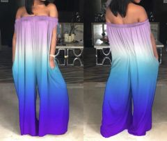 Purple Premium Jumpsuit