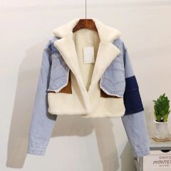 Trinity Denim Coat