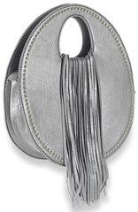 Platinum Fringe Bag/Crossbody