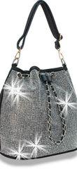 Diamond Bucket Bag