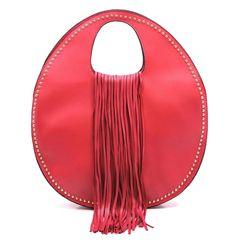 Studded Tassle Bag