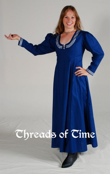 Celtic Maiden Dress Threads Of Time